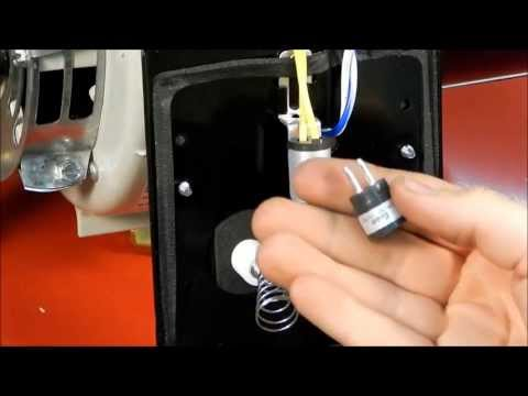 Frost Fighter Heaters - How to Check the CAD Cell (IDF Oil/Diesel)