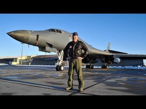 Hero Air Force Pilot Helps Land Passenger Jet After Pilot Has Heart Attack
