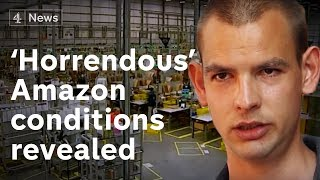 Ex-Amazon workers talk of