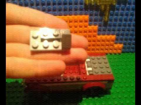 #5 how to make a lego landrover