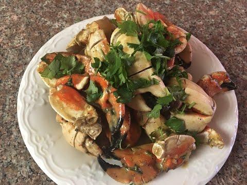 Easy Asian Stir Fried Crab Recipe