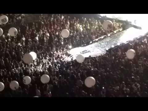 Enrique finale Oracle Arena 2015