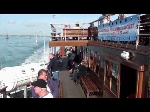 PS Waverley / Southampton - Yarmouth / 15/09/12