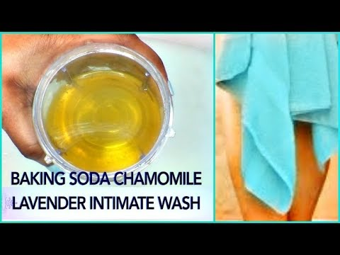 HOMEMADE VAGINA WASH, ELIMINATE ODOR DOWN THERE NATURALLY |Khichi Beauty