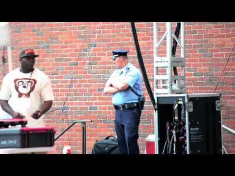 Mac Miller Live At City Hall - HD