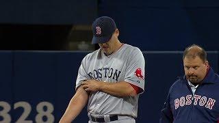 MLB Pitcher Arm Blowouts