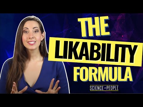 How to Get People to Like You: 3 Science Backed Ways