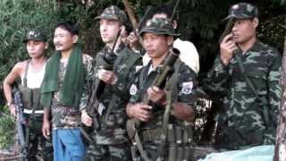 Alain Bambo meets the Karen Army - Burma - Trailer