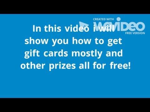 How to get free gift cards in less than 5 minutes