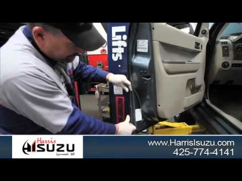 Isuzu Transmission Repair Seattle, WA