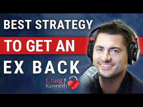 Best Strategy To Get An Ex Back (From A Psychotherapist)