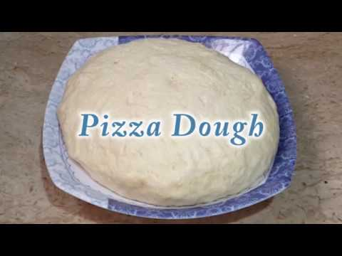 How To Make Perfect Pizza Dough At Home | Quick And Easy Pizza Dough