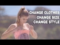 Download Video The Undress - Change Clothes in Public Without Getting Naked. Change Sizes. Change Styles 3GP MP4 FLV
