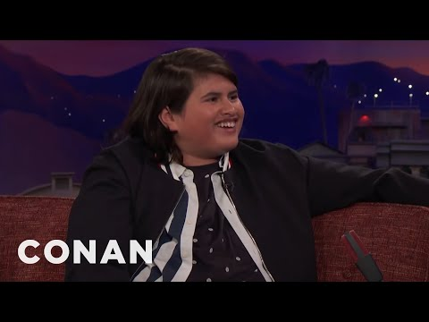 Julian Dennison Isn't Getting Recognized Yet  - CONAN on TBS