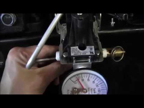 husky 60 gallon air compressor pressure switch repair