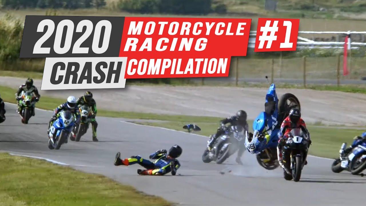 2020 Motorcycle Racing Crash Compilation #1