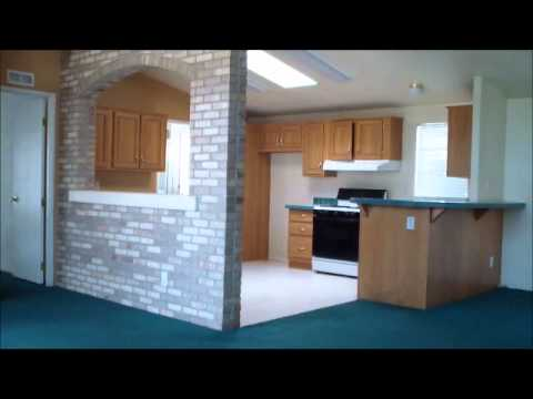 Las Vegas, Nevada Manufactured Mobile Home Foreclosure with Land Gated Park