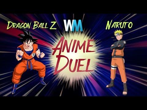 Dragon Ball Z Vs Naruto