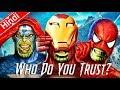 MCU Characters That Might Secretly Be Skrulls (Explain in hindi)