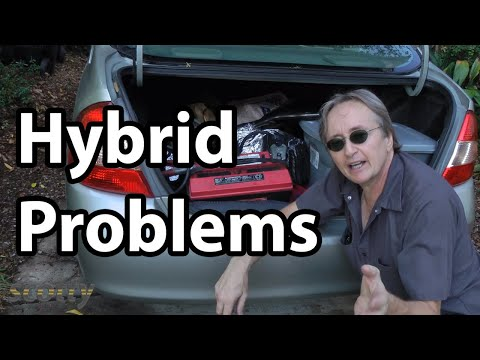 Hybrid Car Electrical Problems