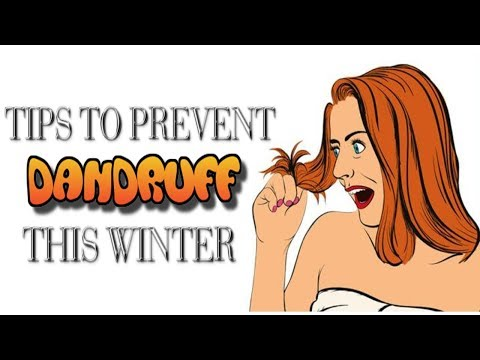Tips to Prevent and Treat Dandruff This Winter