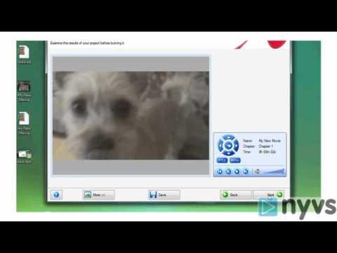 Nero Tutorial: PC DVD Burning Using Nero 9