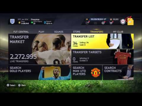 Fifa 15 Ultimate Team Transfer Mistakes