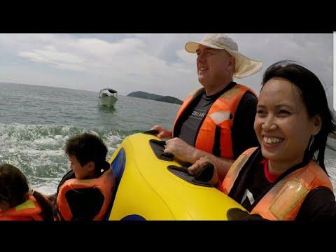 Liburan Pantai Cenang Langkawi