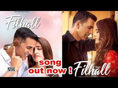 Xxx Mp4 Akshay Nupur Starrer Filhal Song Out Now 3gp Sex