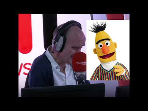 Sean Moncrieff meets the man behind the Muppets