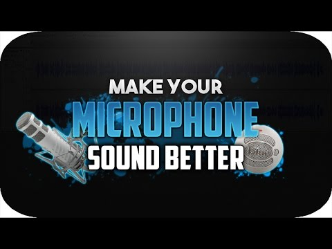 How to Make Blue Yeti Sound Better!! (2017) Voice Meeter