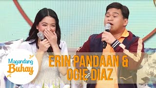 Ogie talks about Erin's suitor | Magandang Buhay