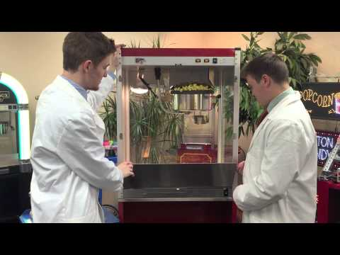 How to Make Popcorn with a Large Paragon Popcorn  Machine
