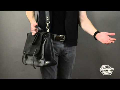 Will Leather Goods Envoy Messenger Bag - Paragon Sports NYC