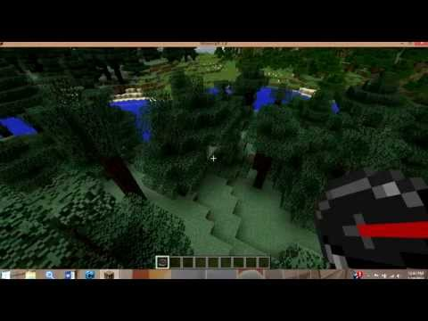 Minecraft Jade-936 How to Make a Compass Find your Way Home