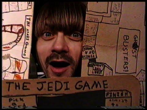 80's Homemade Board Games STAR WARS Ghostbusters Atari --(Weird Paul)