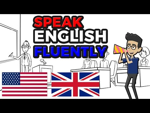 How to improve your English speaking skills