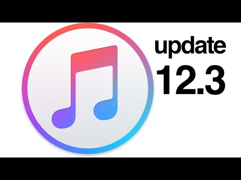 How to Update iTunes to 12.3 Mac
