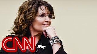 Sarah Palin lashes out at comedian Sacha Baron Cohen after prank
