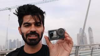 أفضل كاميرا بالتاريخ - DJi Osmo Action