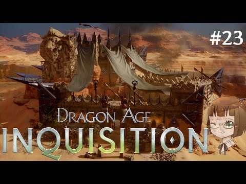 Let's Play Dragon Age Inquisition Episode 25 - Griffon Wing Keep