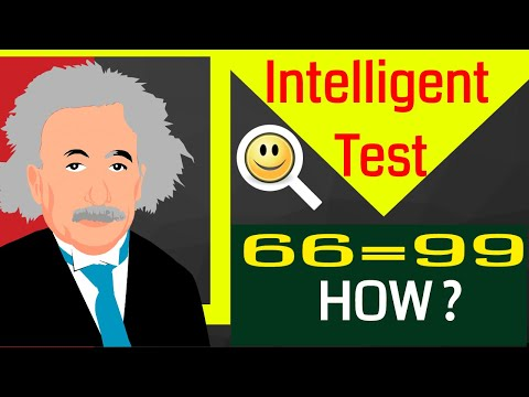 Intelligence Test : 5 Questions and Answer Will Make You More Genius