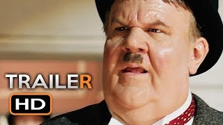 STAN AND OLLIE Official Trailer (2018) John C. Reilly, Steve Coogan Biography Movie HD