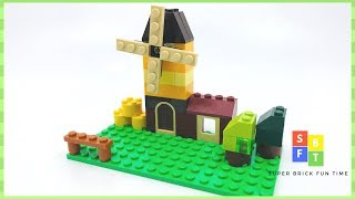 LEGO Gas Station Building Instructions - LEGO Classic 10715