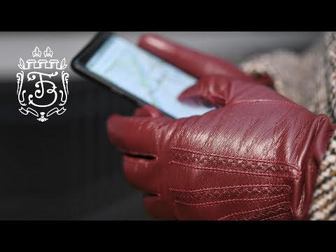 Best Leather Touchscreen Gloves Explained - Fort Belvedere