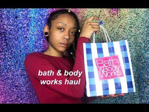 BATH AND BODY WORKS HAUL