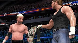James Ellsworth Wins The WWE World Championship On Smackdown Live! | WWE 2K17 Custom Storyline