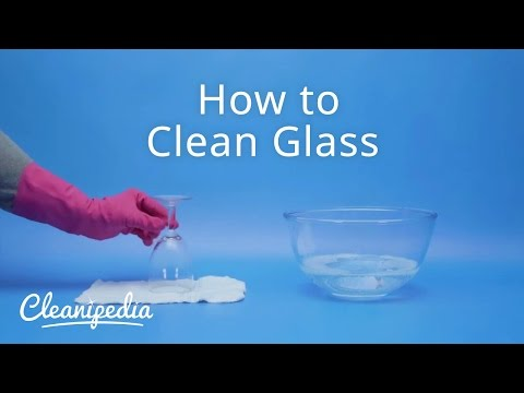 How to Clean Glass
