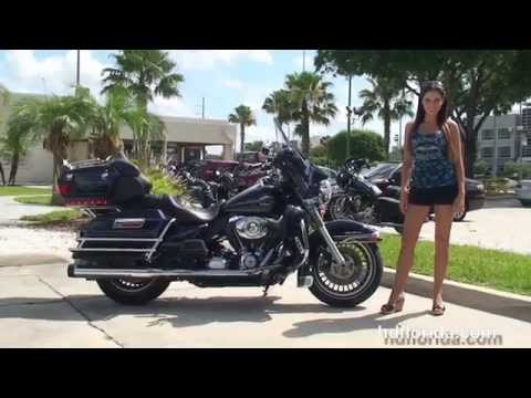 Used 2012 Harley Davidson Ultra Classic Electra Glide Motorcycles for sale - Dunedin, FL