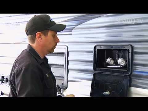 RV Tips - How to de-winterize your trailer